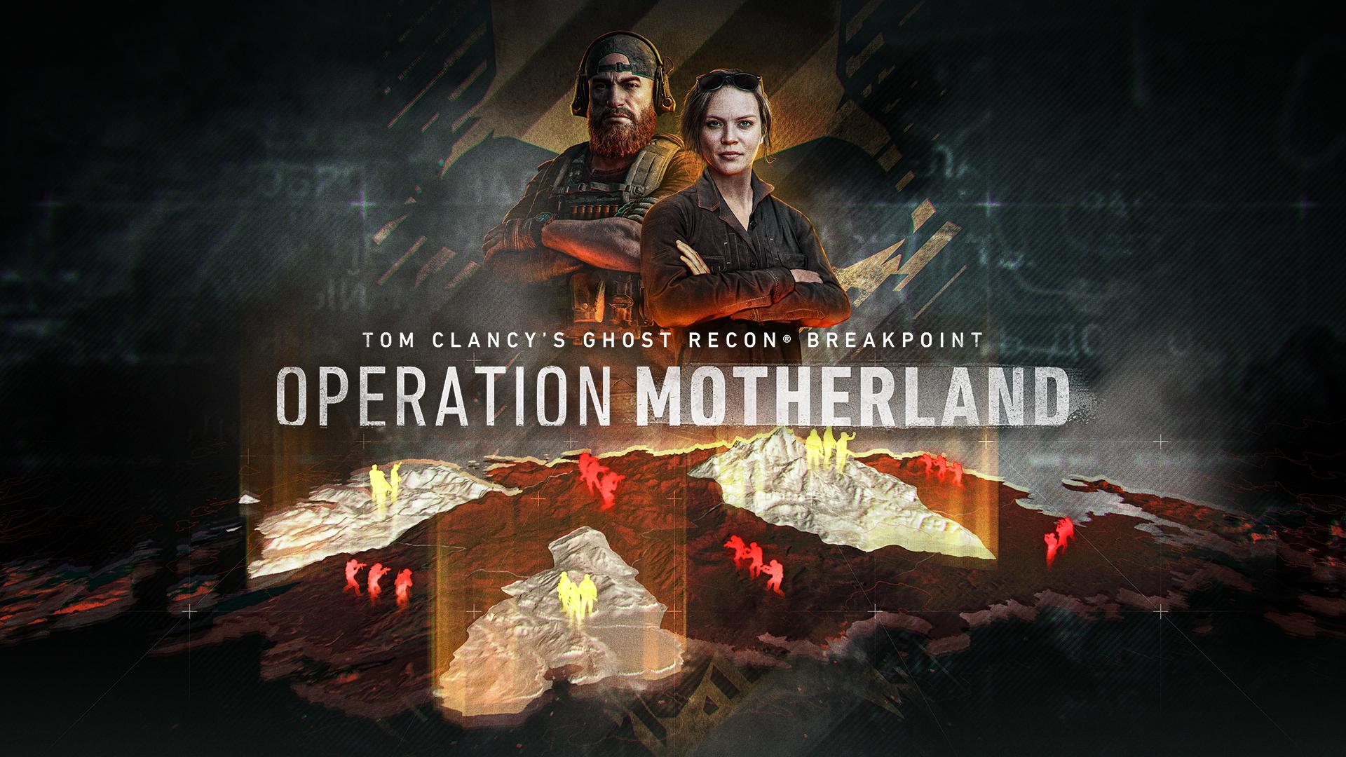 """เตรียมตัวให้พร้อมสำหรับปฏิบัติการ """"Operation Motherland"""" อัปเดตใหม่ล่าสุดของ Ghost Recon Breakpoint ในวันที่ 2 พฤศจิกายนนี้"""